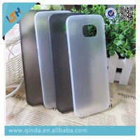 Hot 2015 Newest Matte Plastic Back Cover Case For Samsung S6 Hard Back Cover Case for Samsung Galaxy S6