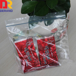 absolutely safe ldpe zipper bag agriculture products bag