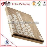 High Quality Fashion Custom Photo album packaging