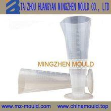Customized latest plastic pp cotton bud box mould