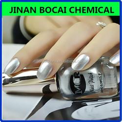 inorganic aluminum pigment, metallic sparkle alumininum paste, silver paste for flashing nail polish pigment