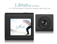 5.0 Mega Pixels sport camera 1080P waterproof hd 1080p helmet sport action camera