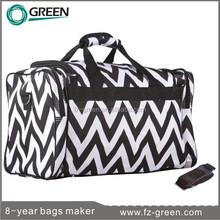 Camping waterproof canvas travel bag wholesale