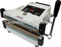 Made in Taiwan Hand press impulse sealer