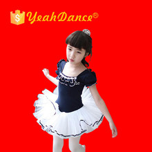 Barato del tutú del Ballet clásico traje de Ballet para los niños