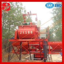 Top brand top quality portable mixer for concrete, concrete mixer