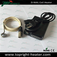 Pelican Case Enail coil heater 20mm with LTD digital control box