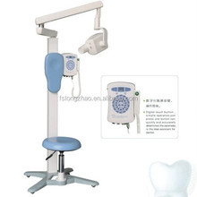 good quality reasonablle price dental digital vertical x-ray with patient chair
