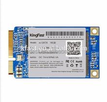 kingfast 16gb SLC ssd mini pc ssd msata 16gb ssd mini sata ssd 145/25mb/s for lunix system/slot machine/pos