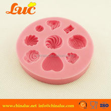 Top quality professional chocolate silicone mold