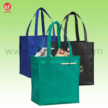 Eco Friendly Non woven Grocery Shopping Bag For Promotion