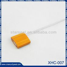 XHC-007 truck seal,cargo seal,electric cable gland rubber seal