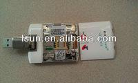 External antenna usb 3g modem Sierra 312u,brand new aircard 312u wireless 3g modem
