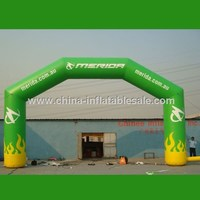 Balloon arch, promotion arch inflatable H12-0167