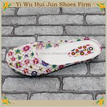 Women Sandals Sandals White Satin Women'S Leather Sandals In Summer