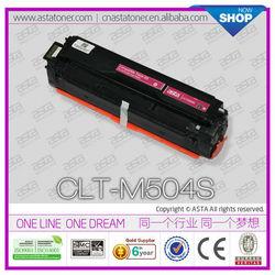 Color toner CLT-M504S printer CLP-475 for Samsung