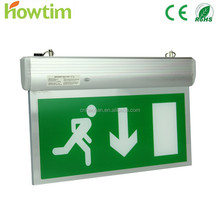 HT-B211/13L kit double sided led elevator Emergency light Exit sign CE