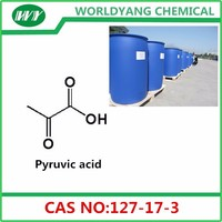 Pyruvic acid CAS NO.: 127-17-3