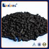 Activated carbon pellets for gas purification