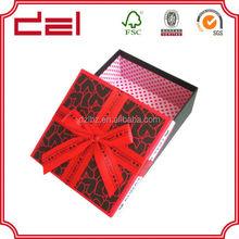 Decorative mooncake paper box packaging wholesale