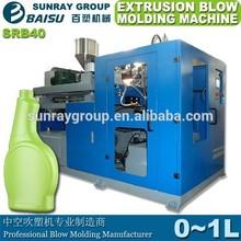 de plástico botella de desinfectante para las manos que hace la máquina