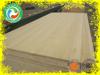 Rubber wood/pine finger joint board