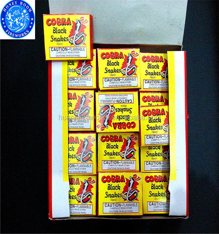 Cobra Black Snakes Fireworks Cobra Black Snake Consumer