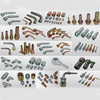 Carbon Steel Fittings / Hydraulic Adapters/Crimp Fittings with great quality