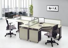 2014 hot sale Melamine partition desks, Panel Office Table,Office Desk