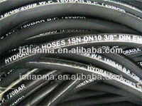 Synthetic compound rubber OIL HOSE for hydraulics,crude and fuel