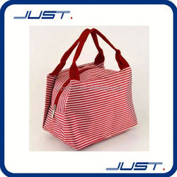 Low MOQ new design recycled plastic bottle tote bag