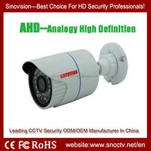 New Technology 720P 1.0MP AHD Analogy CCTV Security Camera