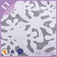 manufacturer mesh chiffon embroidery lace applique for dress or girl bags