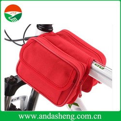 2016 nylon waterproof travel bike messenger bag/mountain bike air bag