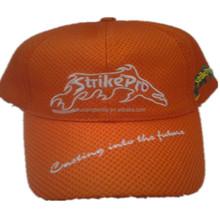 100%Polyester Baseball Cap Sport Hat Mesh Cap