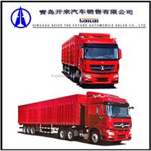 Beiben 6X4 V3 Diesel Manual Tractor Trucks