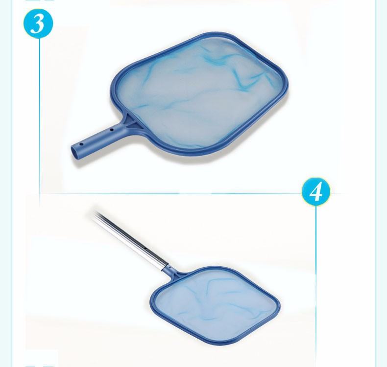 swimming pool skimmer net