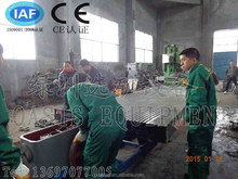 high efficiency gold shaking table on sale /Gold Gravity Sorting Machines--Shaking Tablein abroad with low price