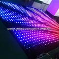 Cortina de color de alta calidad completa pantalla LED para la decoración del escenario de la boda