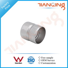 T502 Factory price pipe fitting stainless steel connector