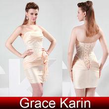 Grace Karin Comfortable Taffeta Material Sexy Short Cocktail Dress 2014 CL4481
