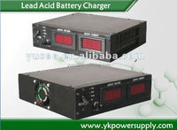 12V 50A automatic lead acid battery charger with wholesale price
