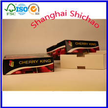 2014 carton box manufacturer ,luxury corrugated box for fruit packing made in china