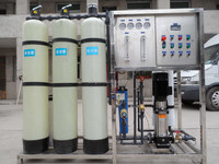 water filtration plant/effluent treatment plant/deionized water plant