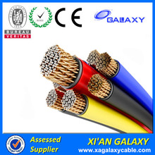 PVC Insulated House Application Wires And Electric Cable