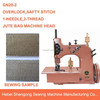 GN20-2 Single-Needle,Double-Thread Jute Bag Overedging Sewing Machine Price