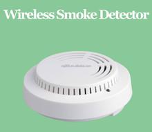 Wireless Alarm Smoke Detector 868/433M Optional
