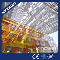 Innovative facade design and engineering - BIPV Facade
