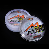 No.1 quality super strong fluorocarbon fishing line wholesale