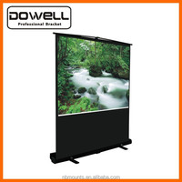 Ground business projector Manual screen